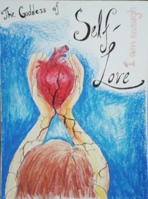 The Goddess of Self-Love by Amanda K Gross