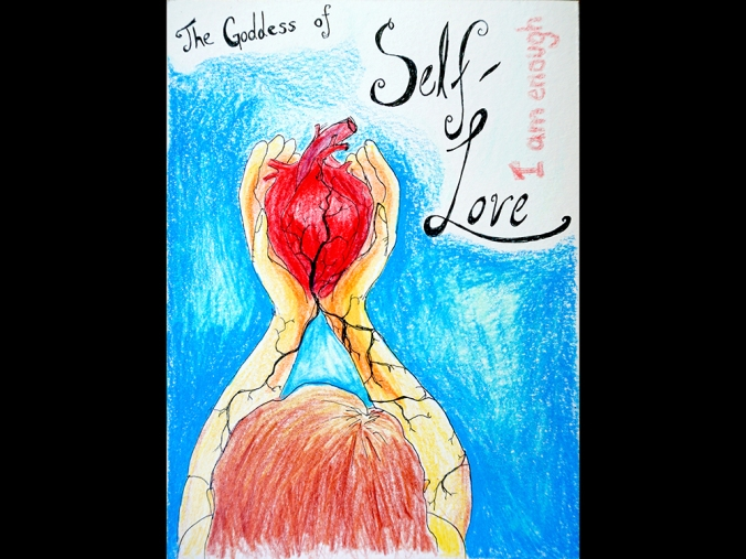 The Goddess of Self Love, by Amanda K Gross
