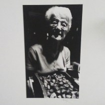 Nannie with the Strawberries; Photo by Amanda K Gross