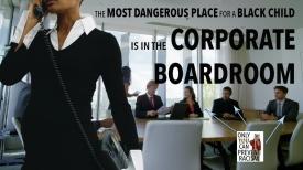 Corporate Boardroom; Digital Image by Amanda K Gross